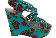 Betsey Johnson for Steve Madden SS12 / by Steve Madden