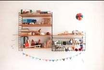 Creative Home / Kid approved interior design.