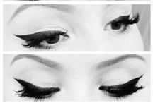 Eyeliner Masterclass / Frame your eyes and learn the tips of the trade for the perfect eyeliner flick.  / by Beauty At Tesco