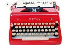 Agatha Christie / The supreme queen of mystery writing / by Sweetles ®