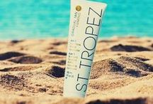 Sun Tans & Fake Tans / Love to look sun-kissed all year round? Here's our round up of sun tan and fake tan tips, tricks and favourite products. / by Beauty At Tesco
