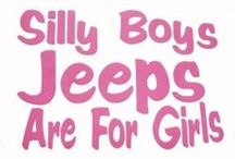 I Love My Jeep / by Susie Freiley