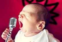 Cry Baby / Crying is for babies. So is smiling, laughing, giggling...