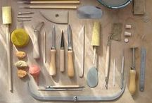 Ceramic Tools and Techniques / Tools and techniques for all aspects of claymaking.