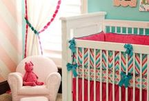 Nursery Ideas / by Miranda Madesian