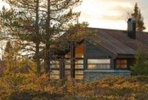 Hytteinspo / Hytteinspirasjon / cabin inspiration / ålhytta / heddahytter