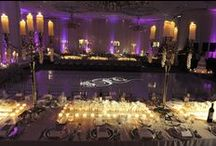 Sweetheart Table & Head Table Decoration