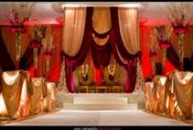 Indian wedding Ceremony Decoration / Indian Wedding Ceremony Decorations / by Yanni Design Studio