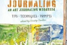 Art journal and collage / Some sanity enhancing ideas from www.realmomlife.com