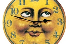 time flies / clocks of all types / by Wylette Green