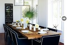 Dining Room / Simple beautiful dining rooms for everyday.