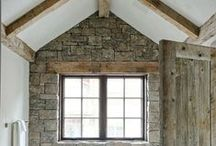 I Really Want to Live in a Barn / Inspiration for the country girl at heart.