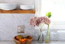 Kitchen / Simple beautiful kitchens.