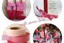 Valentine's Day / Simple and Sweet Valentine's Day Ideas for Kids, Gifts, and Home