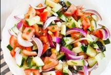 Spring Menus / My favorite recipes for Spring Menus