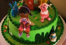 Doc McStuffins / Ideas for Riley's 2nd Birthday Party