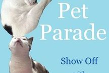Pet Parade / Pet Parade Blog Hop on RascalandRocco.com -Awesome animals that have joined the Pet Parade linky. Come link up your pet and animal blog posts. Pets | dogs | cats | animal blogs | pet blogs | pet bloggers | pet photos | animal photos | cat lovers | dog lovers | blogging about animals | pet bloggers support group | pet blogging | pet blog ideas | animal lovers