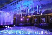 European Crystal Banquets  / by Yanni Design Studio