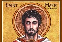 Brotherhood of Saints / A look at some of the male saints of the Catholic Church / by Melanie Rigney