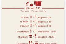 Cooking - Baking Tips