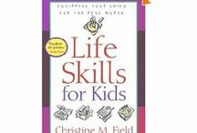Life Skills for Kids / What skills do your kids and teens need for adulthood?  These pins give teaching ideas and are a great complement to my book, Life Skills for Kids, available on Amazon.