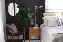 . b e d r o o m . / Bedroom decor. Bedroom design. Beds. duvet. pillows.