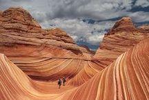 Utah / Travel to Utah's Mighty 5 National Parks. Inspiring ideas for family travel through Utah.