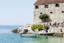 Turkey, Greece, Croatia / The best of travel through Turkey, Greece and Croatia