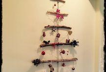 christmas decoration / Christmas tree