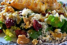 Salads, Dressings & Spice Mixtures