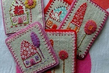 Embroidery / by Kate Mullooly