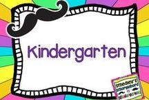 Kindergarten / by The Kindergarten Smorgasboard