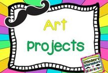 Art projects / by The Kindergarten Smorgasboard