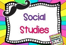 Social Studies / by The Kindergarten Smorgasboard