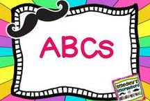 ABCs / by The Kindergarten Smorgasboard