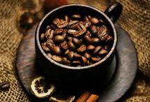Coffee / by Femeie cu dileme | Roxana C