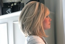 Love these cuts and color!!