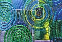 fibre arts / by Laura Reichert