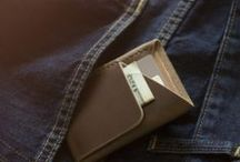 Inkleaf Leather / Inkleaf is a small leather workshop in Colorado. Every item is made and stitched by hand.