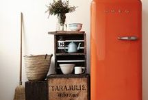 HOME inspiration: kitchen / by Maria Jensen