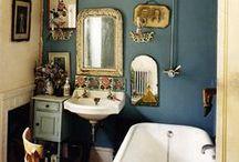 HOME inspiration: bathroom / by Maria Jensen