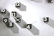 HOME inspiration: clocks / by Maria Jensen
