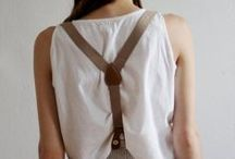 S: belts, bowties, collars, suspenders & ties / by Maria Jensen