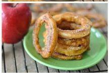 FOOD inspiration: snacks / by Maria Jensen