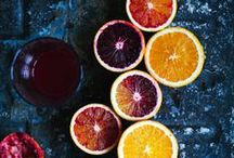 DRINKING: juices & smoothies / by Maria Jensen