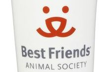 Best Friends Animal Society / Best Friends works tirelessly to make sure animals in need find forever homes. 15% of your Best Friends purchase on Wag.com goes straight to work helping tens of thousands of animals both at the sanctuary at Best Friends Animal Society and through outreach and rescue programs all around the country.