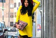 STYLE insp.: dress: winter / Winter dresses, both everyday dresses and fancy ones. / by Maria Jensen