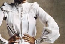 S: blouses, sweaters & tops / blouses, shirts, sweaters, t-shirts, tops. / by Maria Jensen