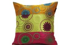 Gama de Cojines / El mejor complemento para tu puf, sofá o sillón.
