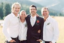 Him / Style for the Groom and Groomsmen